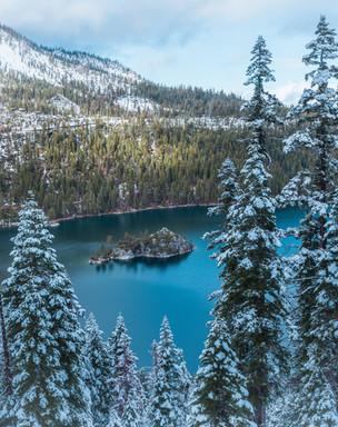 Winter at Emerald Bay