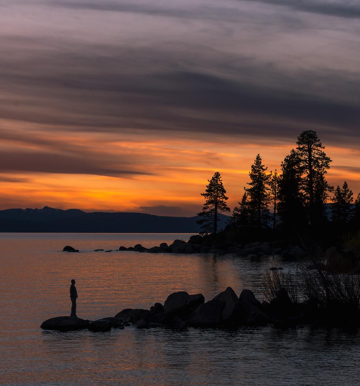 Zephyr Cove in Lake Tahoe Nevada