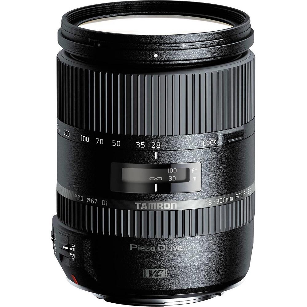 Tamron 28-300mm 3.5 Lense
