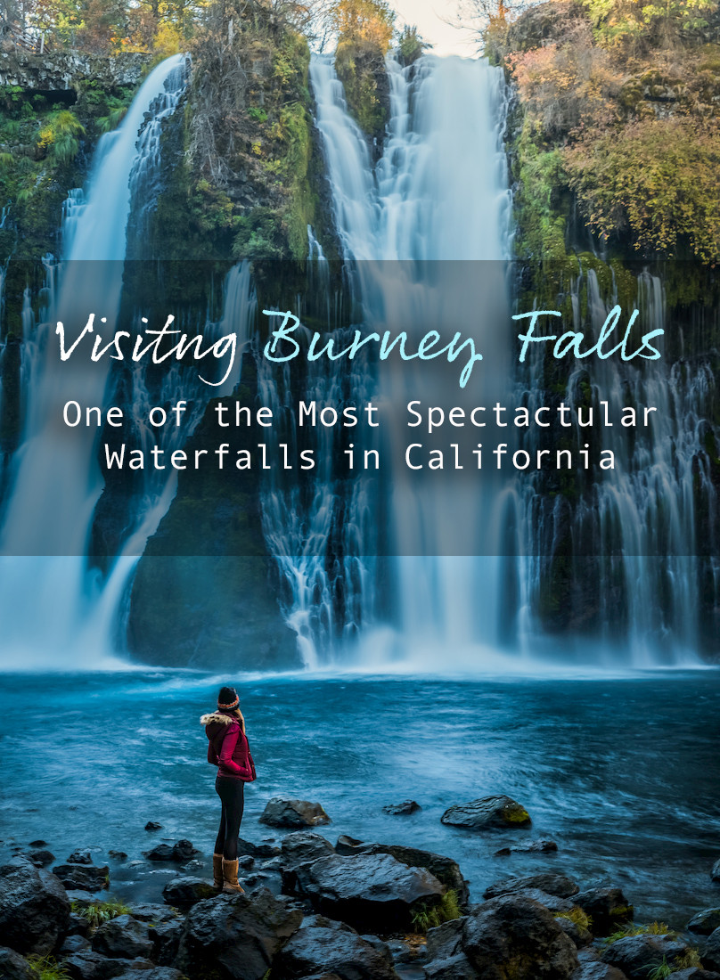 Visiting Burney Falls in Shasta County