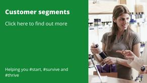 Customer segments