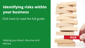 Identifying risks within your business