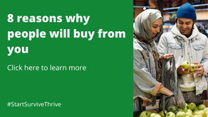 8 reasons why people will buy from you