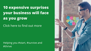 10 expensive surprises your business will face as you grow