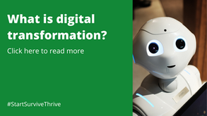 What is digital transformation and how do I get started?