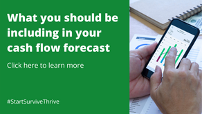 The most important factors you should consider in your cash flow forecast