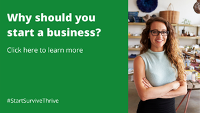 Why should you start a business?