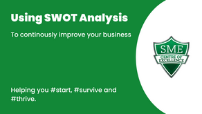 Using SWOT analysis for your business
