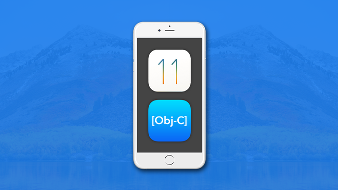 iOS 11 & Objective-C Complete Course