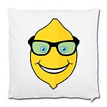 Geeky Lemon Pillow
