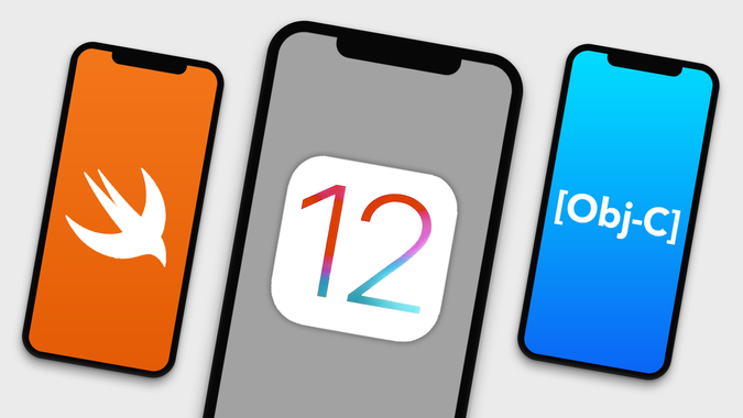iOS 12 & Xcode 10 Complete Course