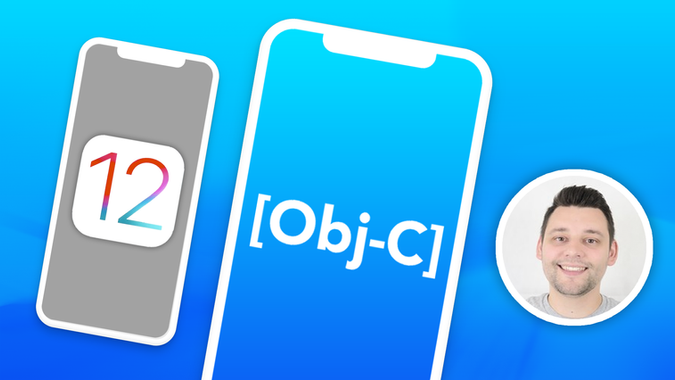 iOS 12 & Objective-C Complete Course