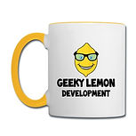 Geeky Lemon Mug