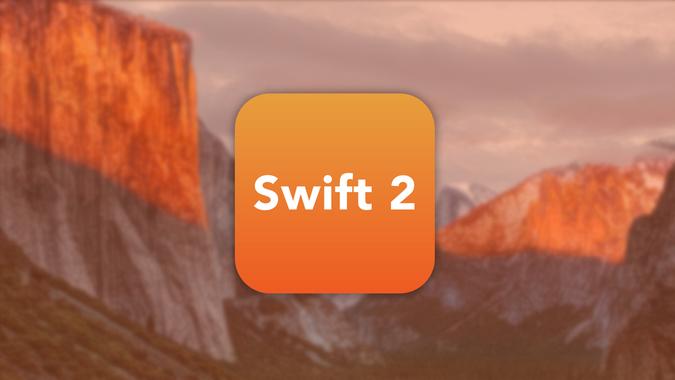 Tutorials for Swift 2 & Xcode 7