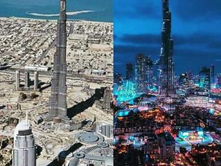 #10yearchallenge Dubai
