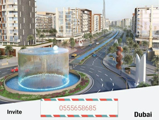 Riviera Event Day by Azizi Developments, Dubai