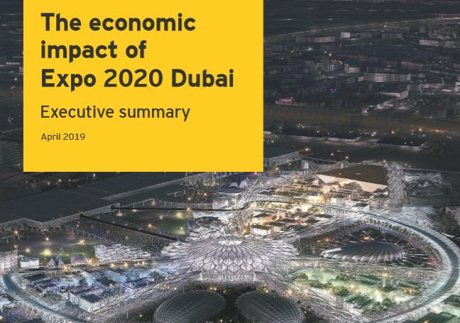 The Economic Impact of Expo 2020 Dubai