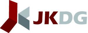 JKDG's new logo and office in Seoul, Korea