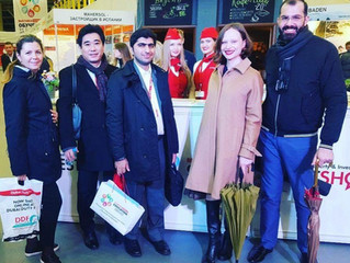 MOPIS 2017 in Moscow Property Investment Show