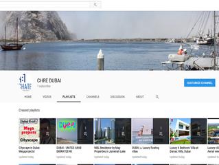 CHRE Open YouTube & LinkedIn