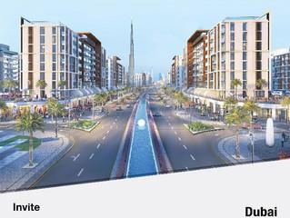 Azizi Riviera Invitation at Conrad Dubai