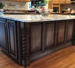 Kitchen custom cabinekitchen cabinet