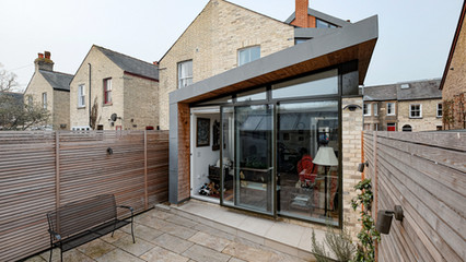 State of Design project on Grantchester St has won the LABC 'Best Extension of the Year' Award 2020