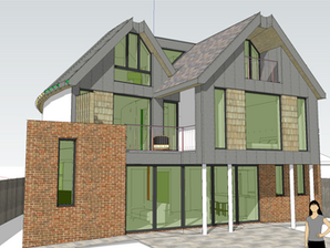 Not so ordinary extension in Addenbrooks area granted planning consent