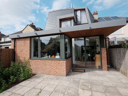 State of Design project on Langham Rd, Cambridge has won the LABC 'Best Extension of the Year' award