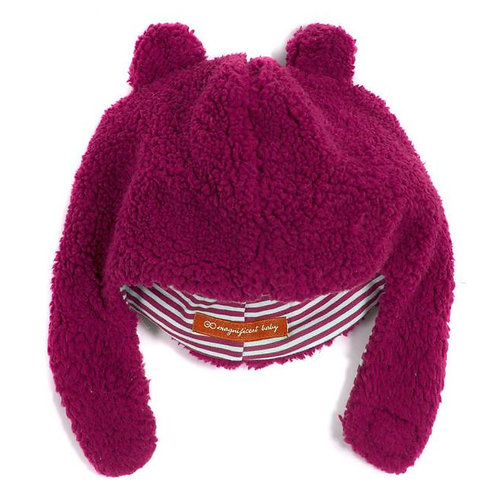 Magnetic Me Raspberry Hat