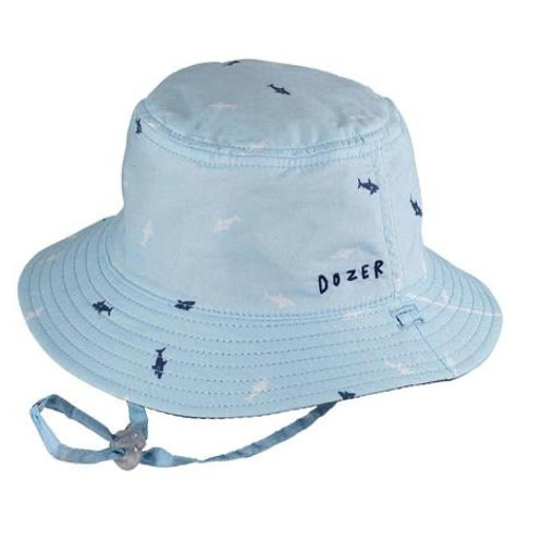Dozer Deep Sea Bucket Sun Hat