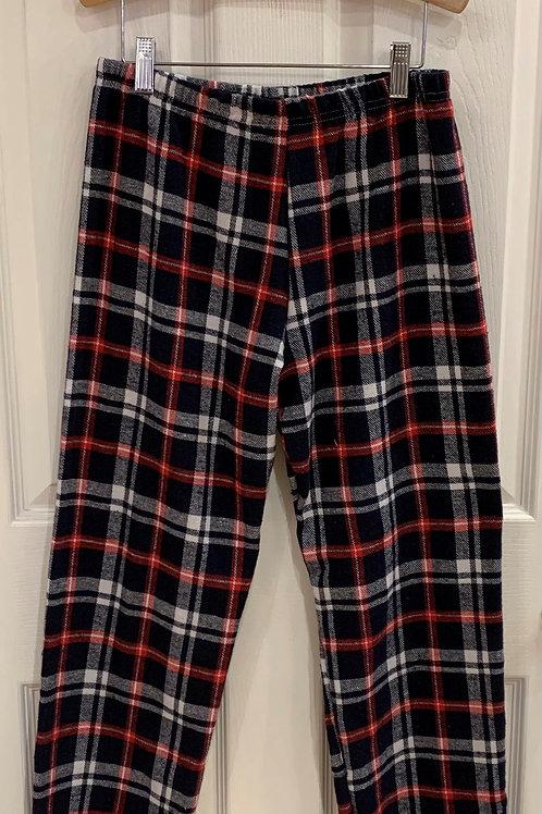 Thingamajiggies Plaid Pajama Pants