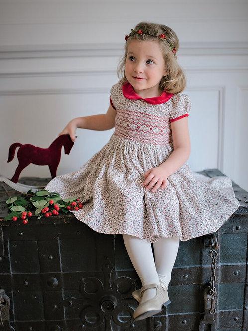 Antoinette ParisHoliday rouge dress