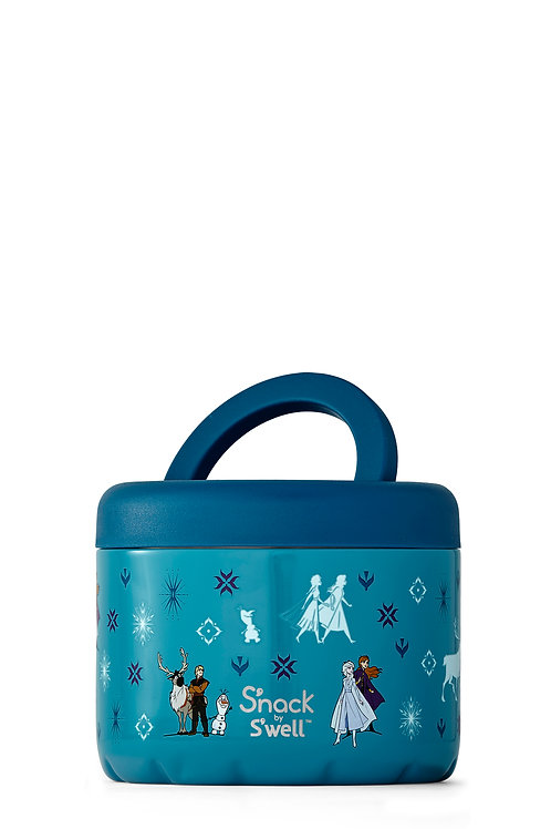 Snack by S'well Frozen 2 Frozen Adventure 24 oz Food Container