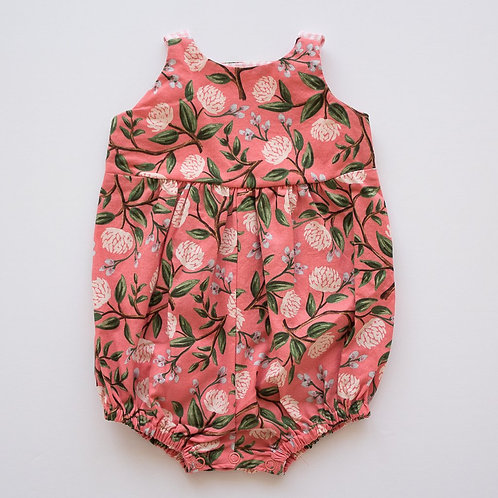 Thimble Garden Party Knotted Romper