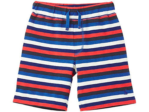 Joules Red & Blue Stripe Short