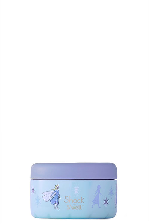 Snack by S'well Frozen 2 Queen of Arendelle 10 oz Food Container