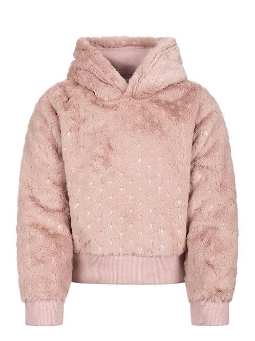 Appaman Pink Star Hoodie