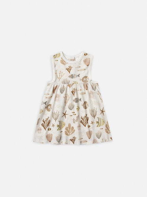 Layla sea dress