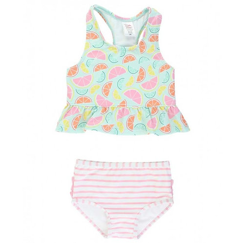 Ruffle Butts Squeeze The Day Tankini Swimsuit
