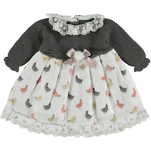 Juliana Chicken Dress