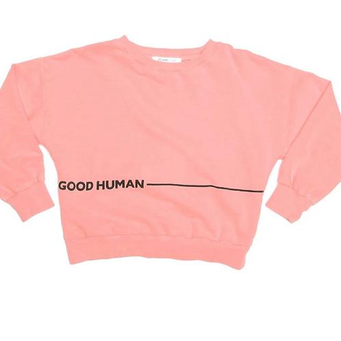 Good Human Sweatshirt