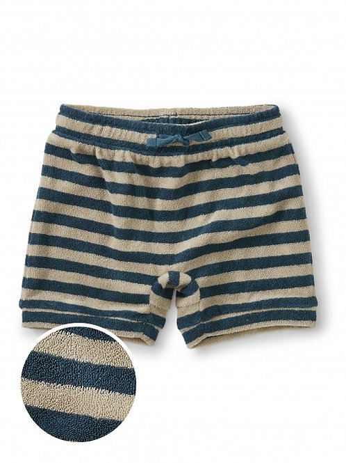 Baby terry cloth short