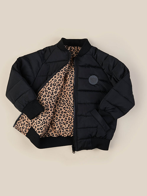 Hux Reversible Bomber Jacket