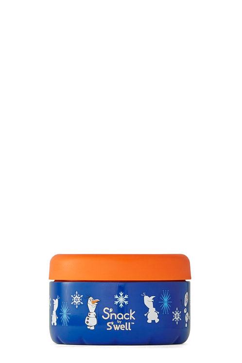 Snack by S'well Frozen 2 Trusty Sidekick 10 oz Food Container