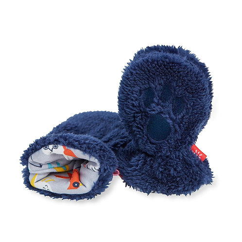 Magnetic Me Blue Mittens