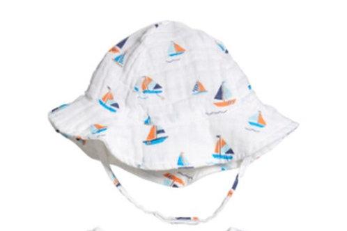 Angel Dear Sailboat Sun Hat
