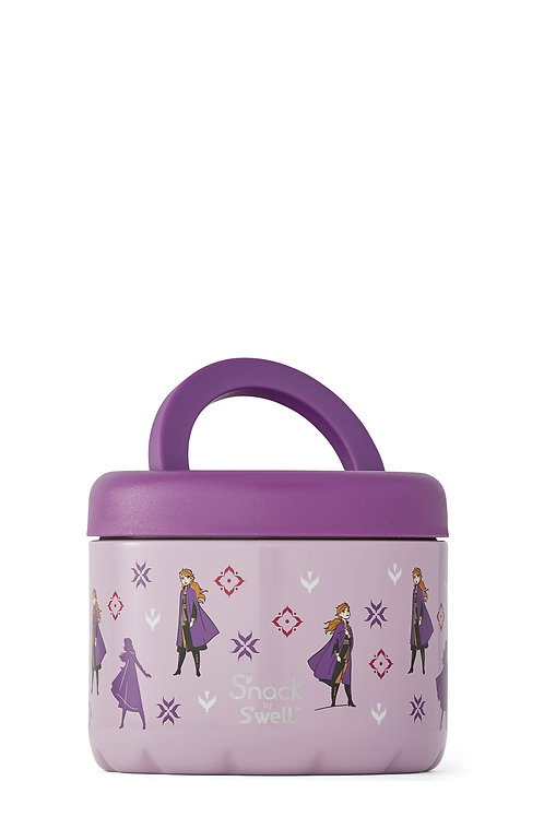 Snack by S'well Frozen 2 Brave Princess 24 oz Food Container