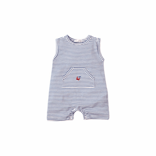 Kissy Kissy Whale of a Time Playsuit