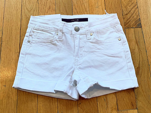 Joe's Markie Mid Rise Short White